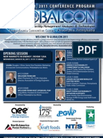 Globalcon on Site Program