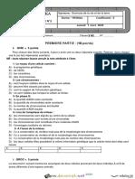 Sciences (SVT) Synthèse 2 Ème Seondaire Science 6580 Other44 Edulux (1)