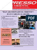Expresso de Oriente 28 Marzo 2011