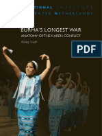 Burma's Longest War-Anatomy of the Karen Conflict