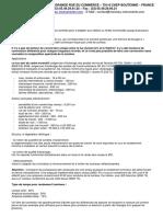 Infos Lumiere (luxmètre - Tk) (Moineau)