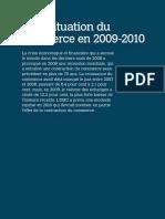 Commerce Mondial en 2019-2020