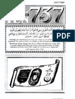 Bilten 737 Muslimanske Brigade