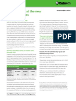Putnam Closer Look at Estate Tax Rules