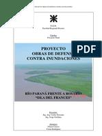 Proyecto Obra de Defensa Contra Inundaciones