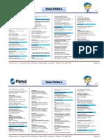 Guia Medico - Rede Sergipe 2