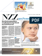 Gesamtausgabe NZZ Am Sonntag 2021-07-25