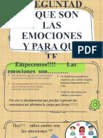 Proyecto Ppi Emociones