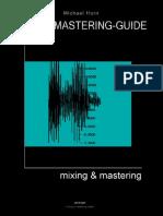 Audio Mastering Guide