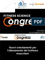 Fitness Science Congress