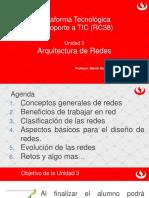 RC17 Cap 3 Arquitectura de Redes