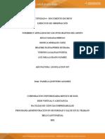 Actividad 4 Documento Escrito Ejercicio de Observación