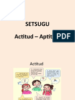 Actitud-Aptitud -Lenguaje