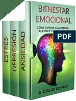 Bienestar emocional - Giorgio Longo