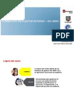 FAUI ISO 45001 Dip Peru