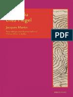 Jacques Martin - L'individu chez Hegel (2020, ENS Éditions) - libgen.li