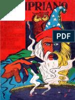 São Cipriano - O Grande e Legítimo Livro Vermelho e Negro