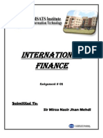International finance 2