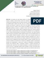 CINESIOLOGIA NA EDUCAÇÃO FÍSICA - APLICAÇÃO DA CONTRAÇÃO ISOMÉTRICA NO CORPO HUMANO