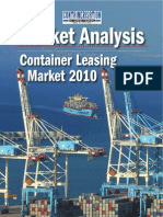CI container Leasing 2010