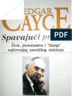 EDGAR CAYCE, spavajući prorok, J.Stearn