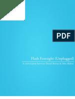 Daniel Burrus-Flash Foresight (Unplugged)