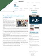 27-03-11 Renueva CNC comité municipal y dirigencia de Vanguardia Estatal