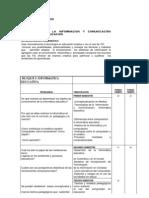 Nucleos y Bloques para el Plan Programático 2000