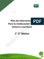 262490779-PLAN INTERVENCION  LECTO- ESCRITURA
