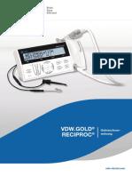 Vdw-Dental-gold Reciproc Dfu 0519 Web Vdw de en Fr It Es Pt