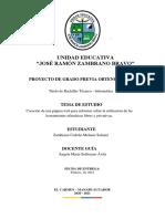 PROYECTO DE GRADO_Creación de una página web para informar sobre la utilización de las herramientas ofimáticas