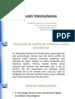 2- Análises Toxicológicas pdf