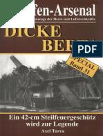 WASp31 - Dicke Berta - Ein 42-cm Steilfeuergeschütz wird zur Legende