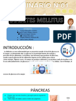 SEMINARIO N°1_ DIABETES MELLITUS PARA EXPONER CELULAS DIANA