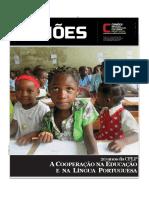 A cooperação na educação e na LP