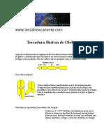 24 figuras globoflexia torcedura básicas de globos