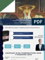 Ayudantía Extracurricular 1 - Sensación, percepción y representación