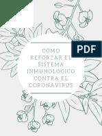 Como Reforzar el Sistema Inmunológico Ayurveda