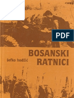 Šefko Hodžić - Bosanski ratnici