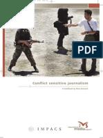Conflict sensitive journalism