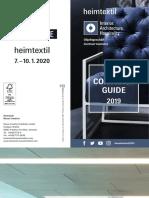 Heimtex Participant Details