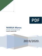 RAPPORT MARSA MAROC