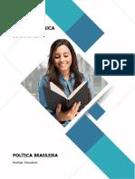 Apostila de Política brasileira Fac única