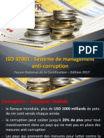 ISO 37001 Anti Corruption FNC2017