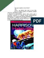 Harry Harrison Halalvilag