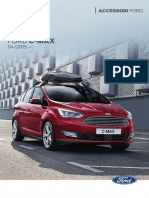Customer Quick Guide ITAIT Ford C-MAX 04-2015