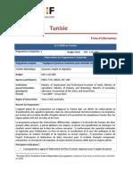 Tunisia Joint Programmes Fact Sheet