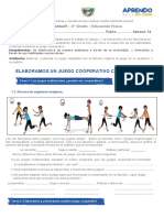 Exp4-3ro Secundaria- Educ. Física-Act. 5- Elaboramos Un Juego Cooperativo Con La Familia. (1)