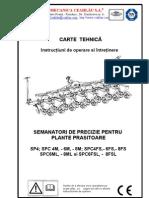 Carte tehnica SPC 4-6-8-  ROMANA