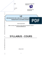 20. L3 Syllabus Cours GTR 53061
